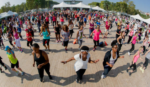 course paris femme fitness conseil entrainement