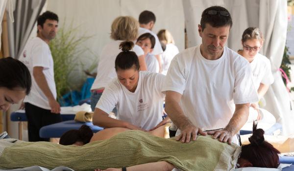 course paris femme massage bien être detente
