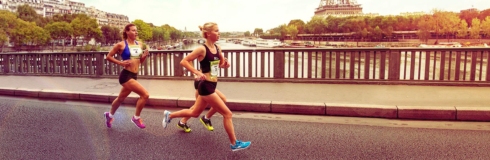 course paris femme