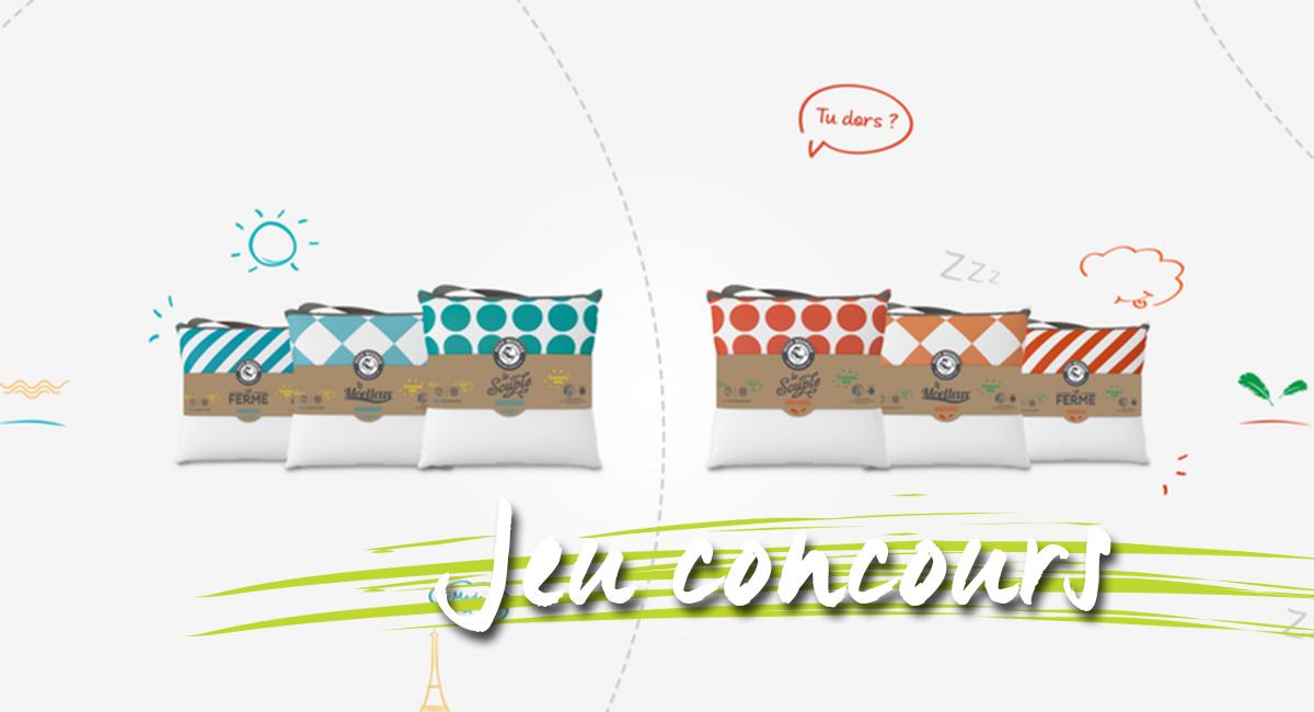 petit meunier l 39 oreiller de vos r ves la parisienne. Black Bedroom Furniture Sets. Home Design Ideas