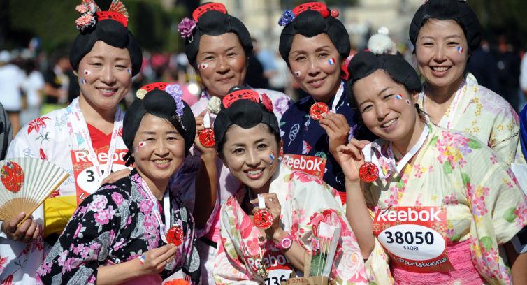 Course 2013 – Japon