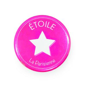 12 - Badge Etoile